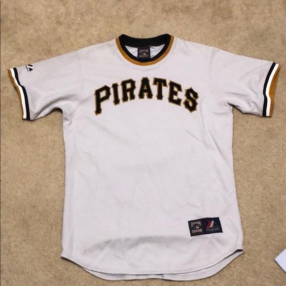 best website 3fa72 bb969 Pirates Stargell Jersey